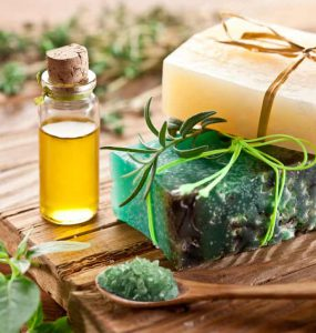 Oils and Healthy Cosmetics