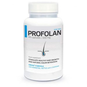 Profolan hair loss inhibitor product