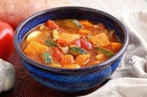 dietetic soup