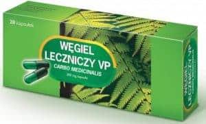 medicinal charcoal vp
