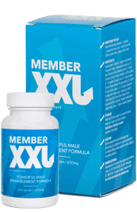 Member XXL pills for increased sex drive