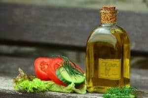healthy vegetable oil