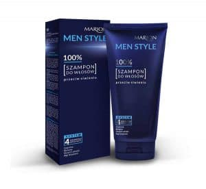 Marion Men Style 100% Shampoo