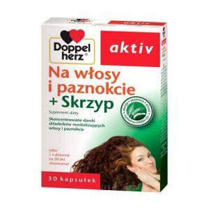 Doppelherz Activ Hair & Nails + Horsetail