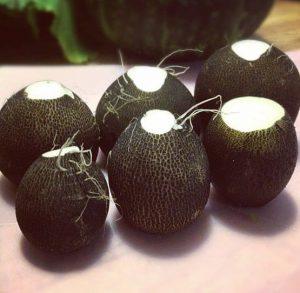 Black turnip - a vegetable rich in vitamins