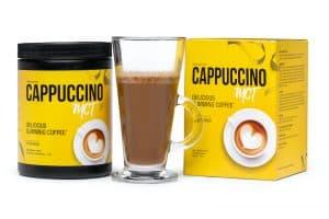 Cappucino MCT fat burner