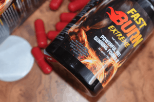 packaging and Fast Burn Extreme capsules
