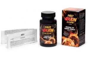 Fast Burn Extreme leaflet