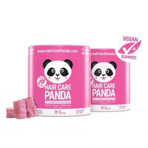Hair Care Panda packaging