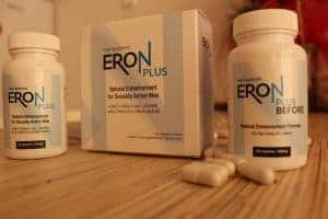 Eron Plus on the table, potency support