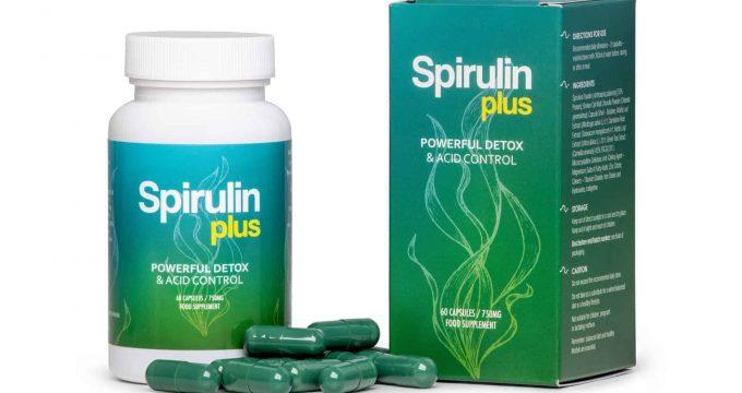 SpirulinPlus pro 3