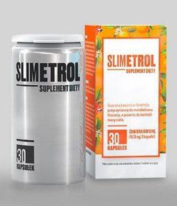 Slimetrol packaging