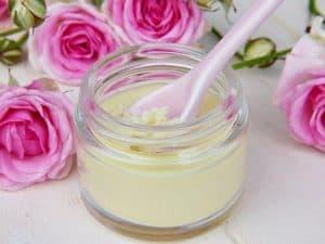 cream in a jar