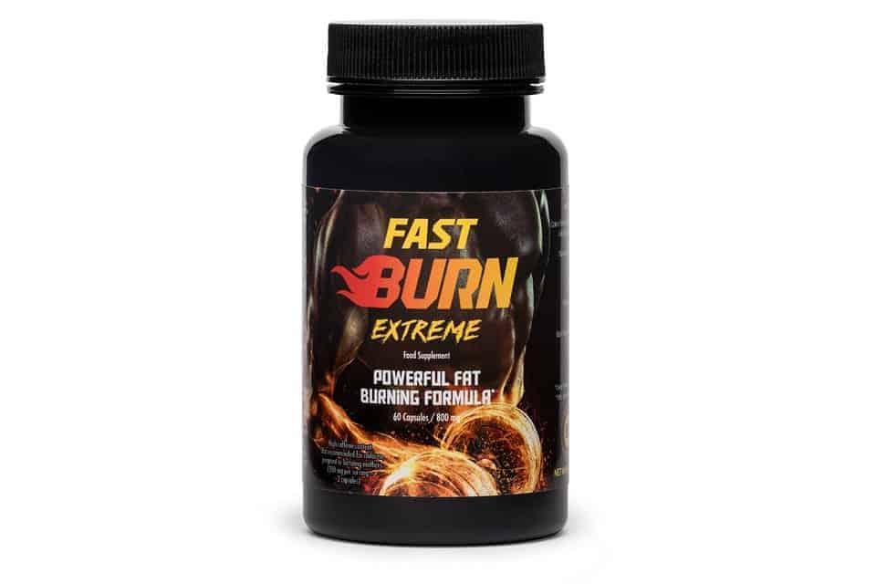 Fast Burn Extreme the best fat burner