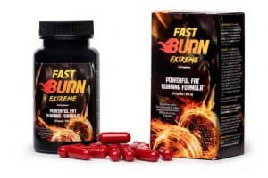Fast Burn Extreme capsules