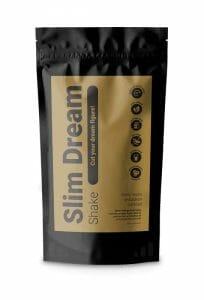 Slim Dream Shake packaging