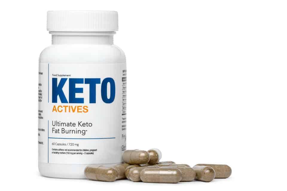 Keto Actives tablets