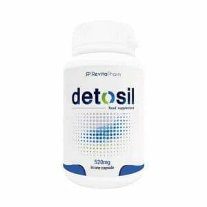 Detosil detox supplement