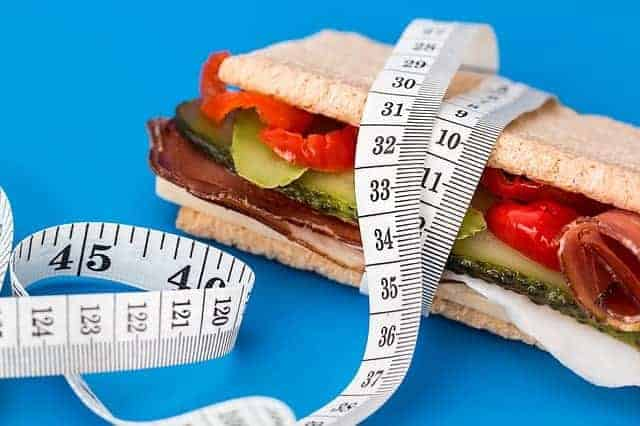 sandwich and measure