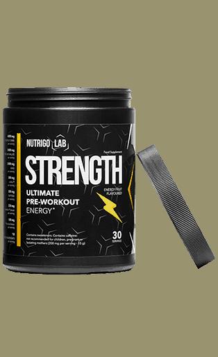 Nutrigo Lab Strength package