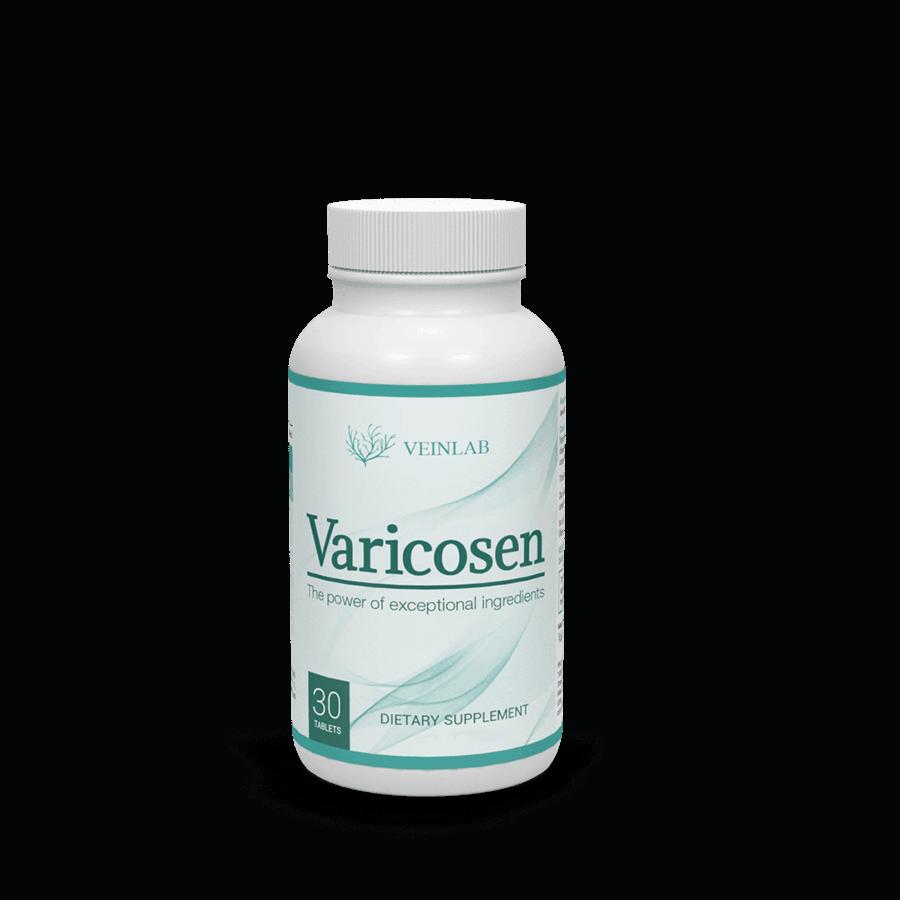 Varicosen tablets for varicose veins