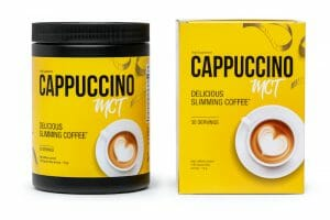 Cappuccino Mct slimming coffee