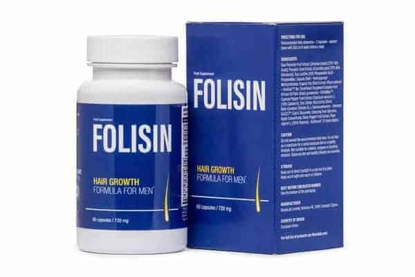 Folisin Capsules