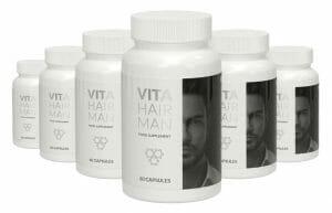 Vita Hair Man packs