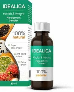 Idealica weight loss drops