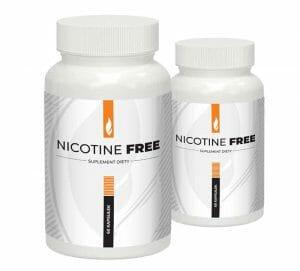 Nicotine Free tablets