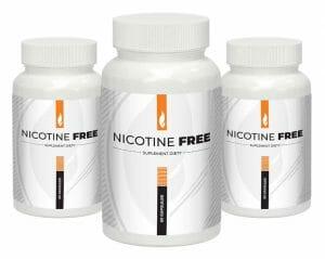 Nicotine free packaging