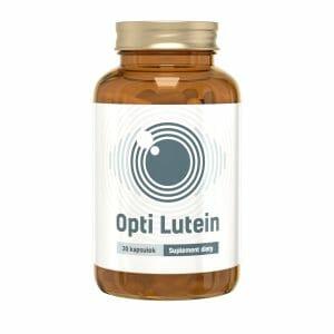 Opti Lutein package