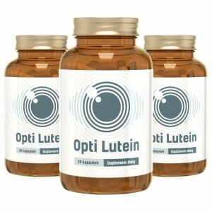 Opti Lutein packaging