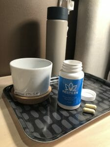 Restilen adaptogen in capsules