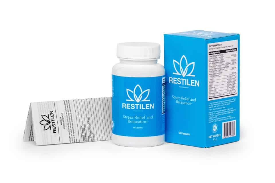 Restilen is an adaptogen for fatigue and stress
