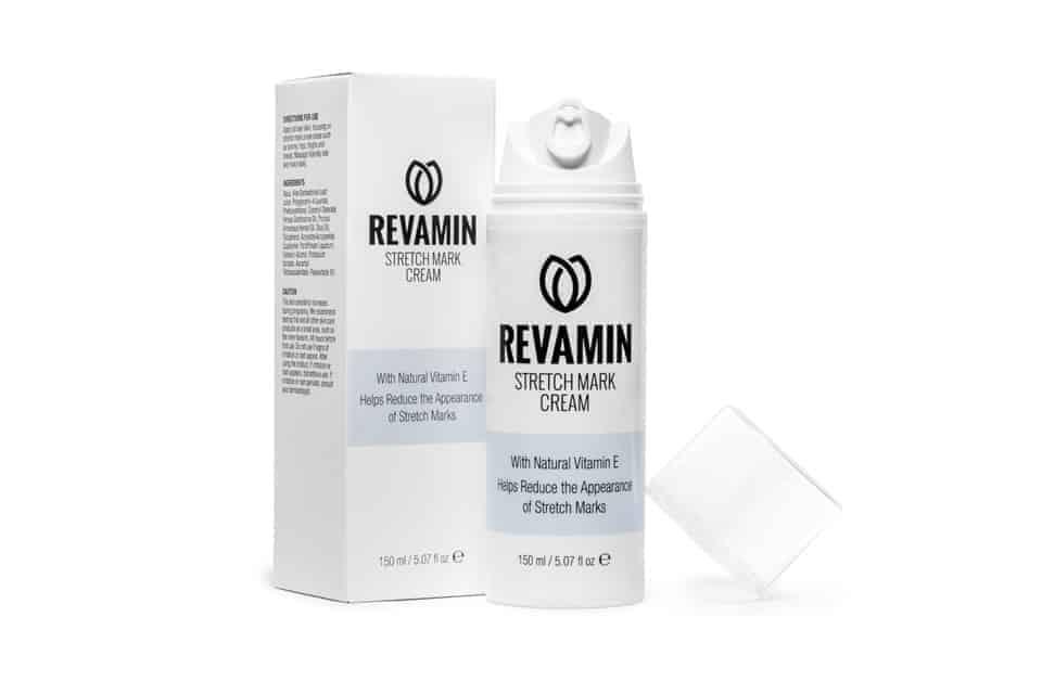 Revamin stretch mark cream