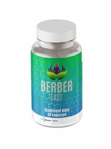 Berber-fast weight loss capsules