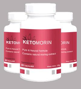 Ketomorin supplement