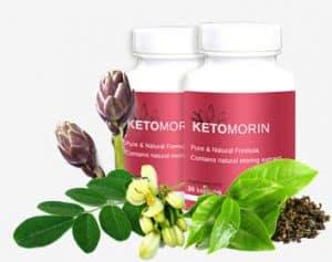 Ketomorin slimming tablets