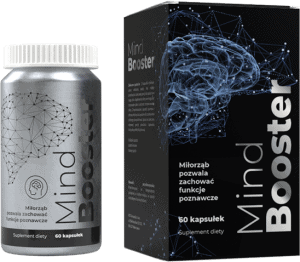 Mind Booster nootropic supplement