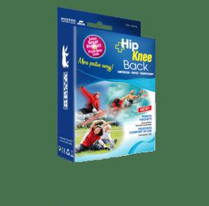 The Hip+Knee Magnetic Belt