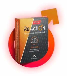 Reaction Extra packaging