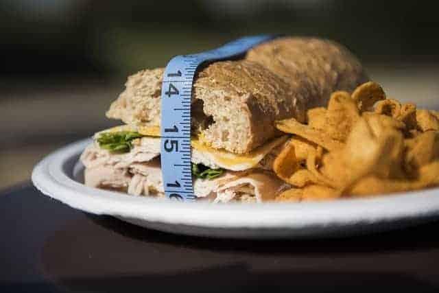 sandwich, measure, yo-yo effect