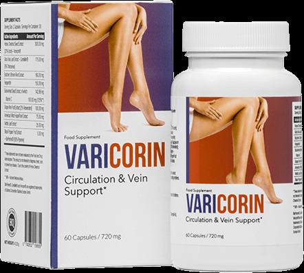 Varicorin best varicose vein pills